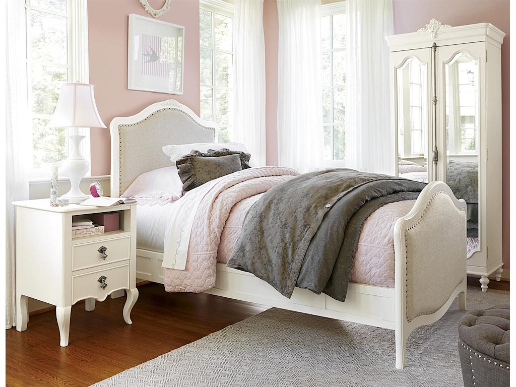 Smartstuff GenevieveFull Bedroom Group