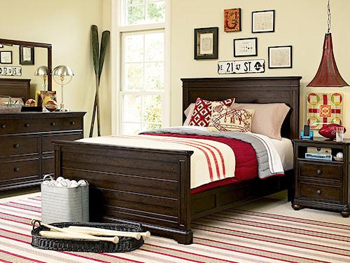 FB Kids Paula Deen - Guys Twin Bedroom Group