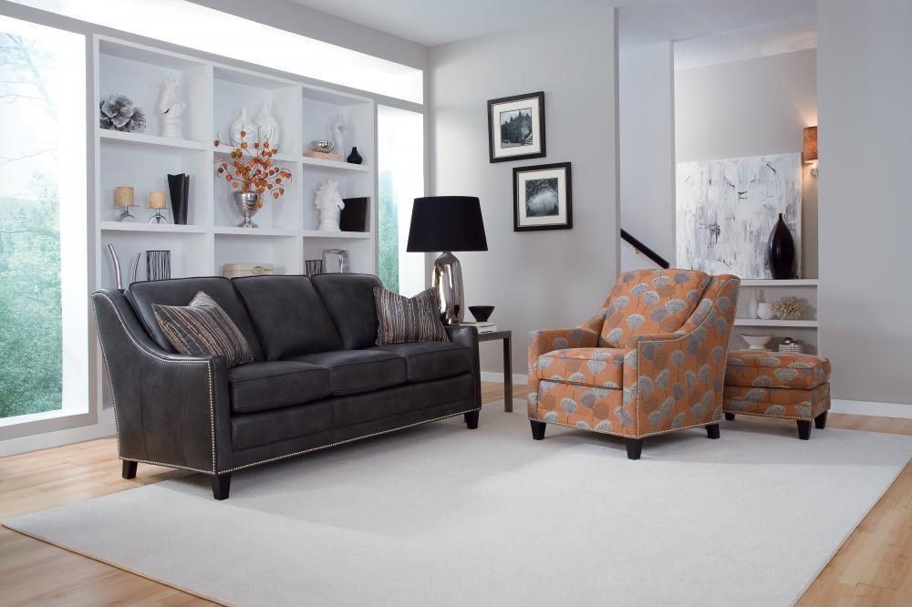 Smith Brothers 201 Style GroupStationary Living Room Group
