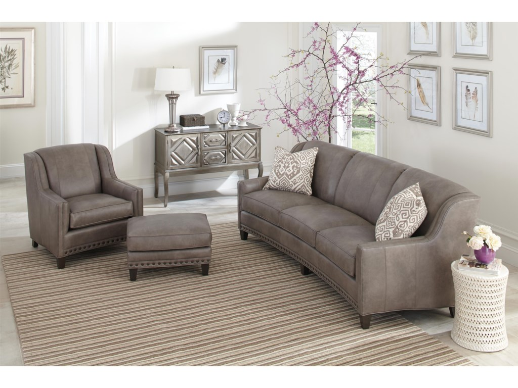 Smith Brothers 227Stationary Living Room Group