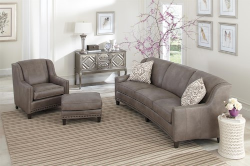 Smith Brothers 227 Stationary Living Room Group