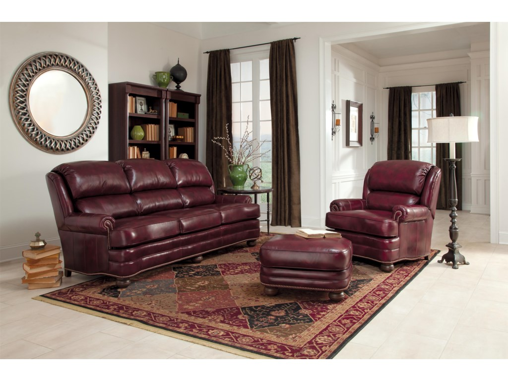 Smith Brothers 311Stationary Living Room Group