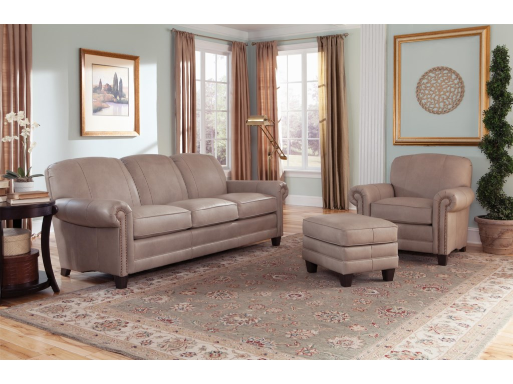 Smith Brothers 397Stationary Living Room Group