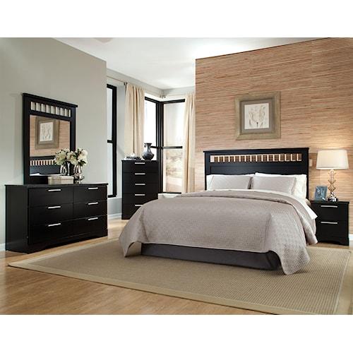 Standard Furniture Atlanta Full/Queen Bedroom Group