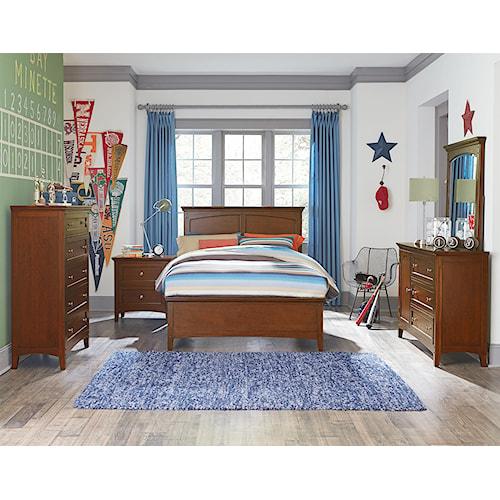Standard Furniture Cooperstown Twin Bedroom Group