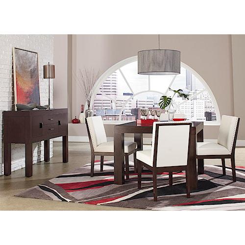 Standard Furniture Couture Elegance Dining Room Group
