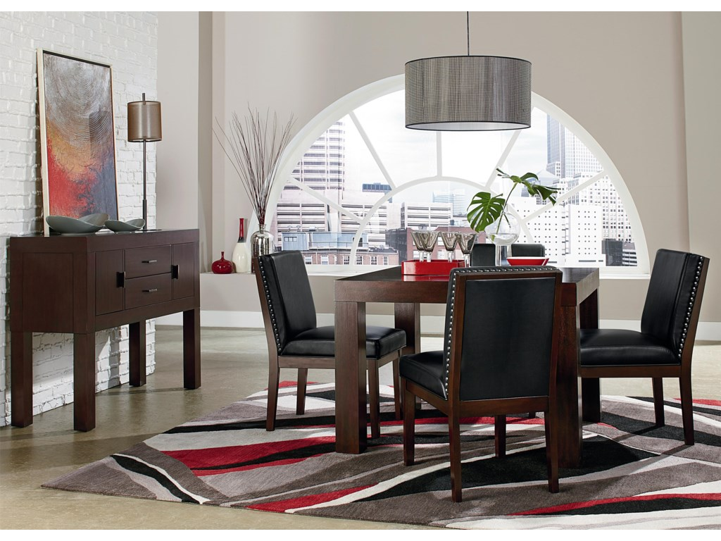 Standard Furniture Couture EleganceDining Room Group