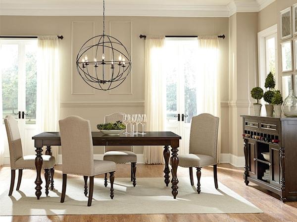 Vendor 855 McGregor Dining Room Group