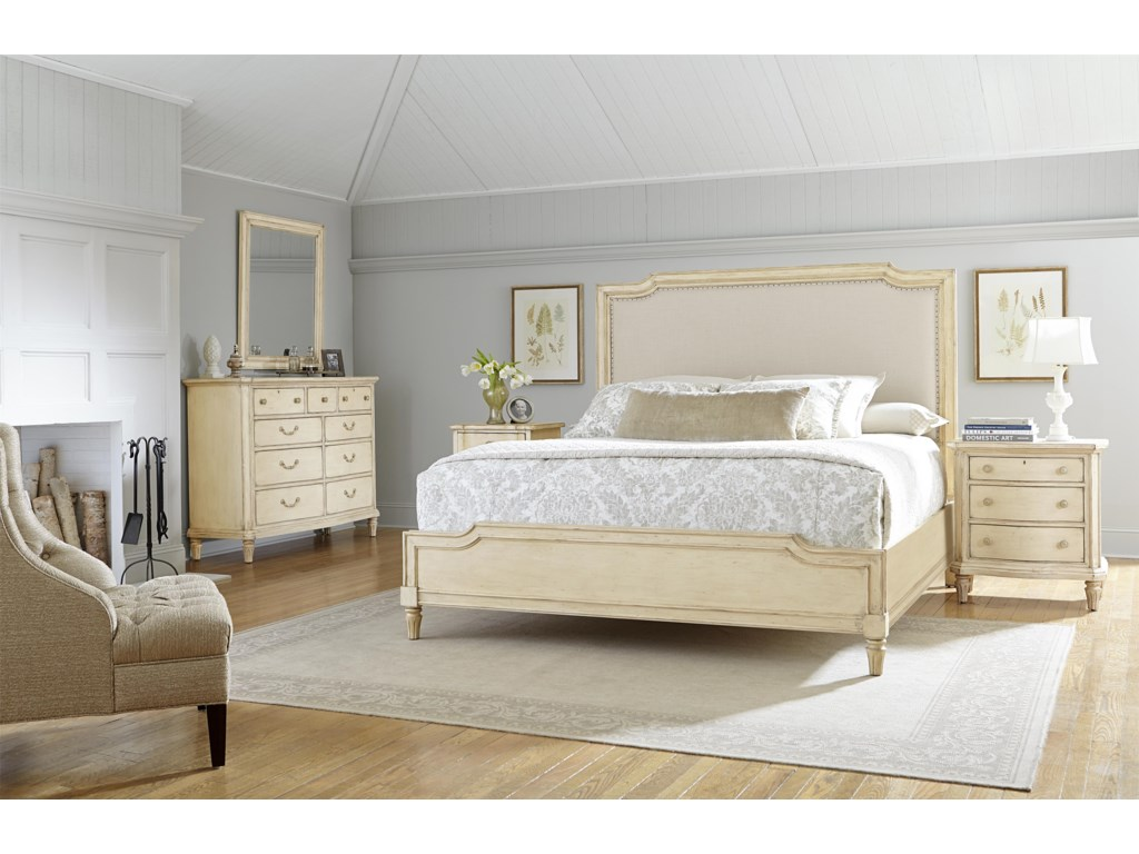 Stanley Furniture European CottageKing Bedroom Group