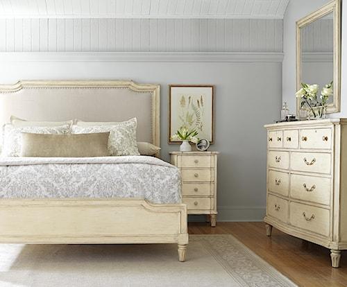 Stanley Furniture European Cottage California King Bedroom Group