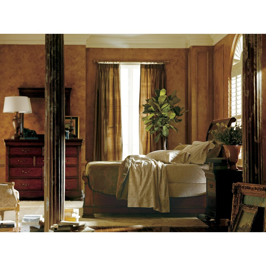 The Classic Portfolio - Louis Philippe by Stanley Furniture