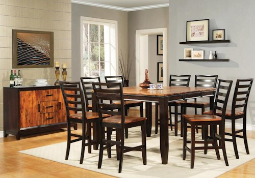 Steve Silver Abaco Casual Dining Room Group