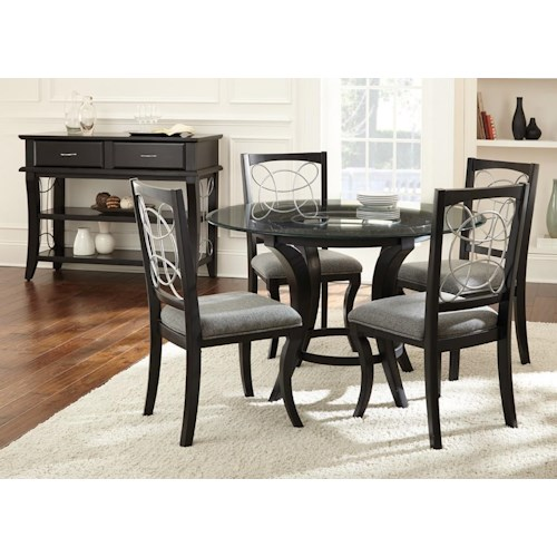 Steve Silver Cayman Casual Dining Room Group 1