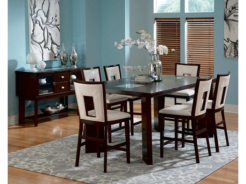 Steve Silver DelanoCasual Dining Room Group