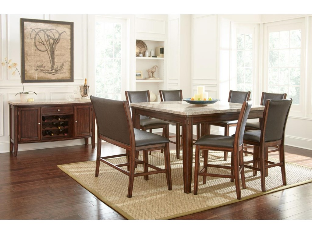 Steve Silver EileenFormal Dining Room Group