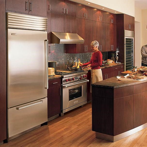 Built In Refrigerators Ss By Sub Zero Furniture And