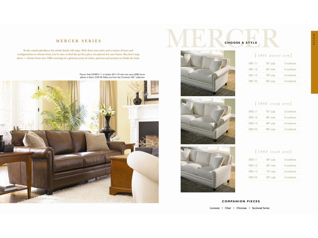 Mercer Series: Fresh, Custom Upholstery You're Sure to Love