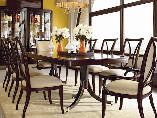 Formal Dining Room Group Leoma Lawrenceburg Tn And Florence Athens Decatur Huntsville Al