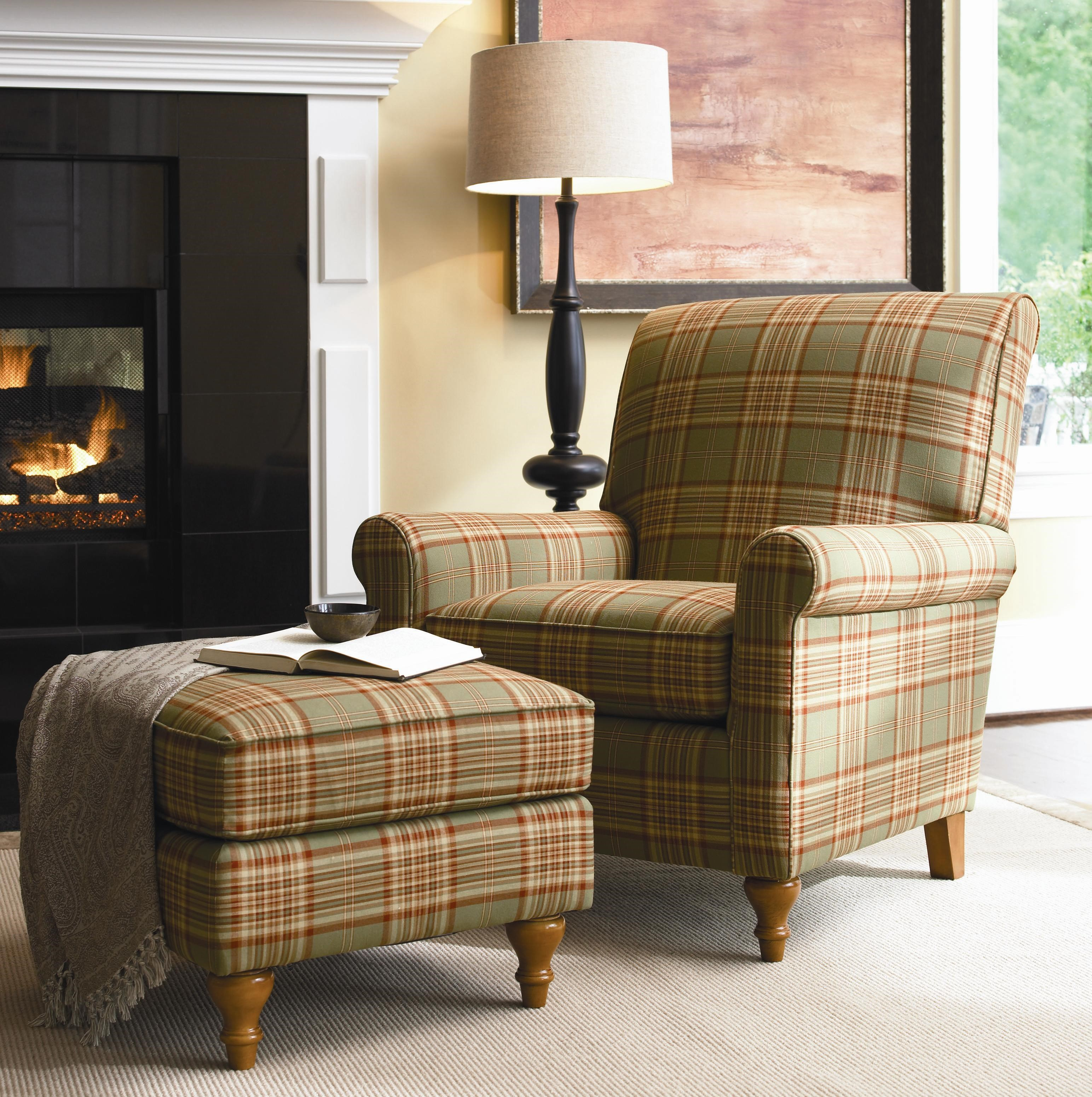 Beau Upholstered Chairs And Ottomans By Thomasville®
