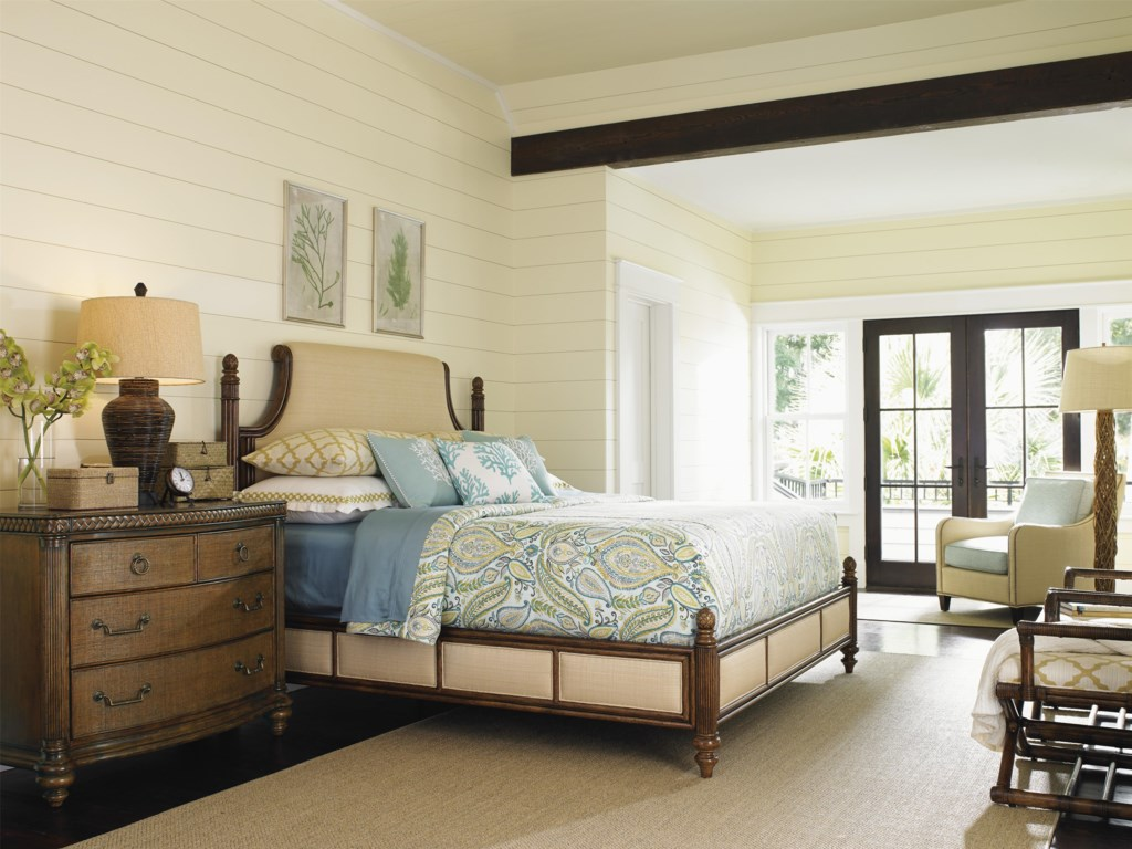 Tommy Bahama Home Bali HaiBedroom Group