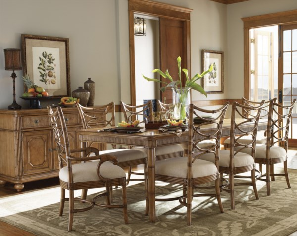 formal dining room group | ft. lauderdale, ft. myers, orlando