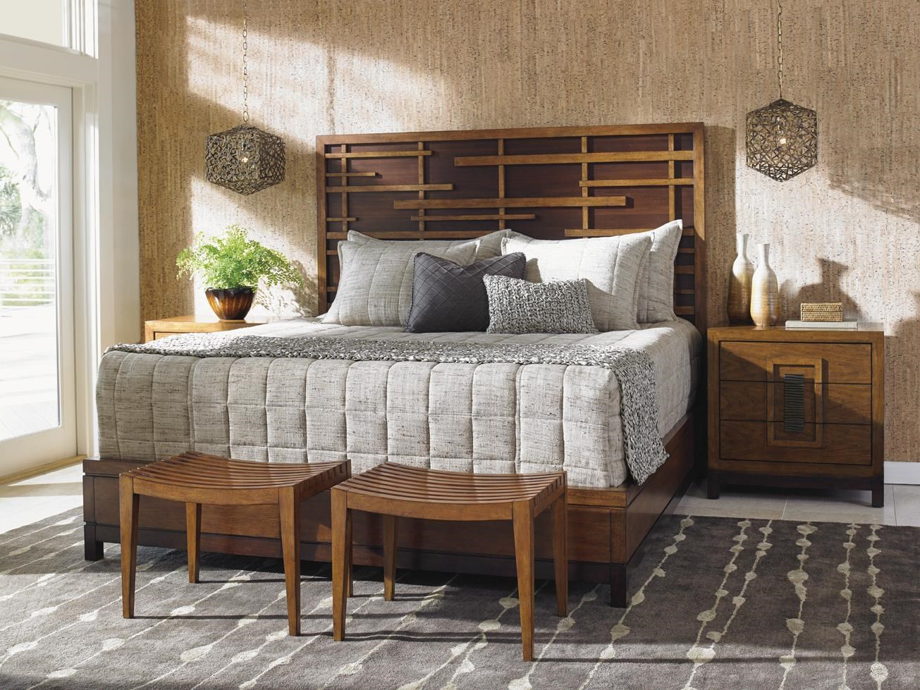 Etonnant Island Fusion King Bedroom Group By Tommy Bahama Home At Baeru0027s Furniture