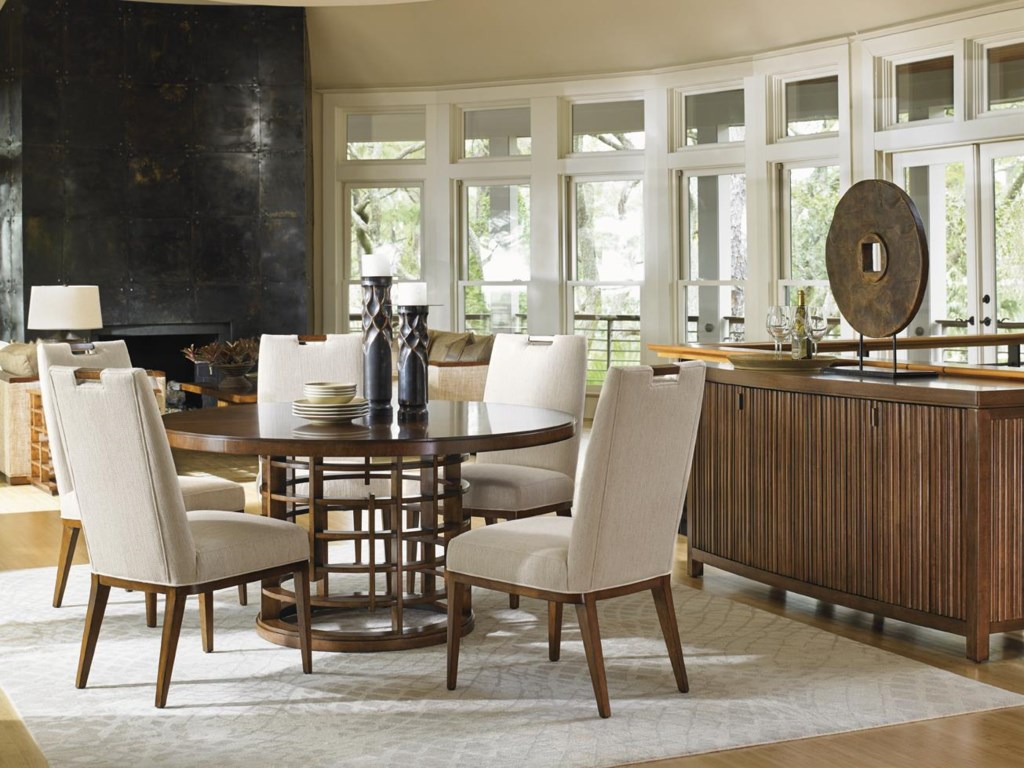 Tommy Bahama Home Island FusionDining Room Group