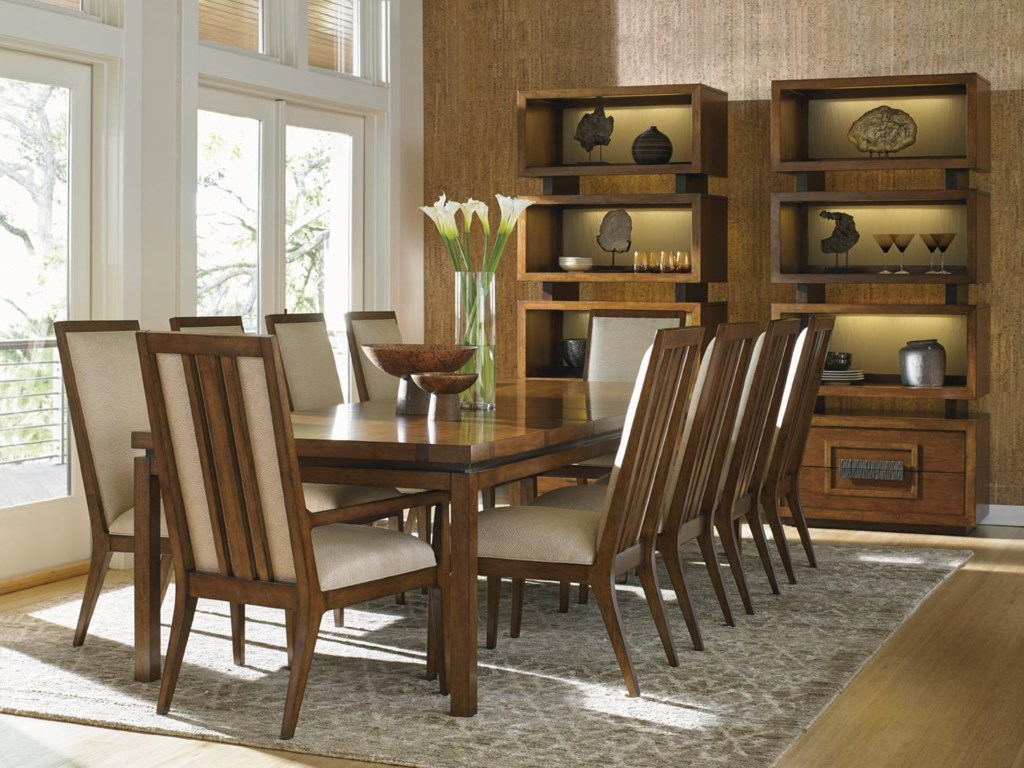 Tommy Bahama Home Island FusionFormal Dining Room Group