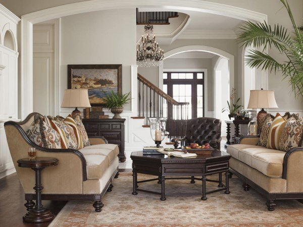 Tommy Bahama Home Living Room Groups   Ft. Lauderdale, Ft. Myers ...