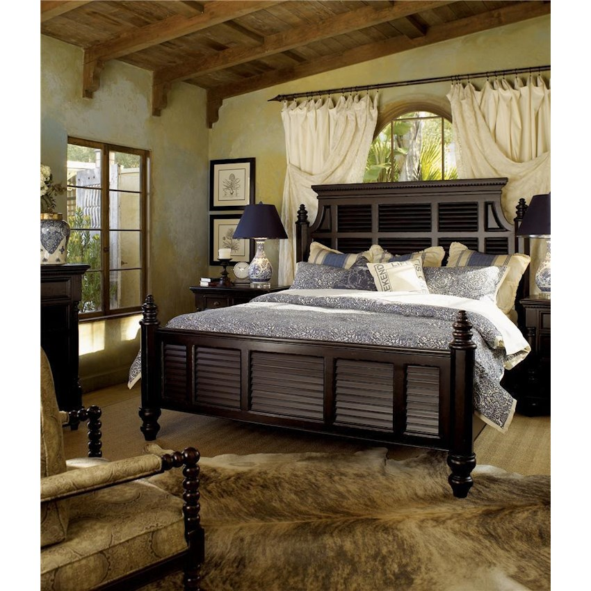 Tommy Bahama Furniture: Kingstown (leather) By Tommy Bahama Home