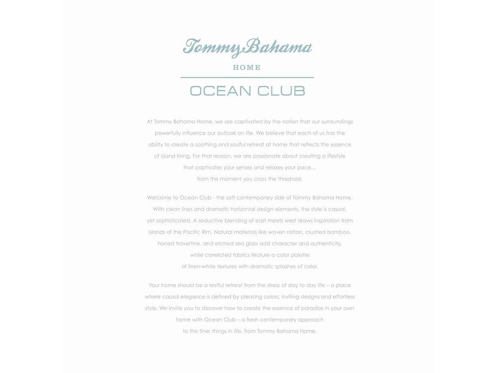 Tommy Bahama Home Ocean ClubSalina Sofa