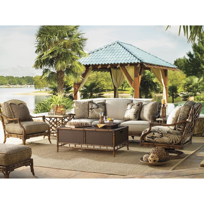 Outdoor Furniture In Naples Fl: Island Estate Veranda (3160) By Tommy Bahama Outdoor