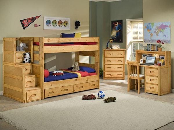 Bedroom Bunk Group