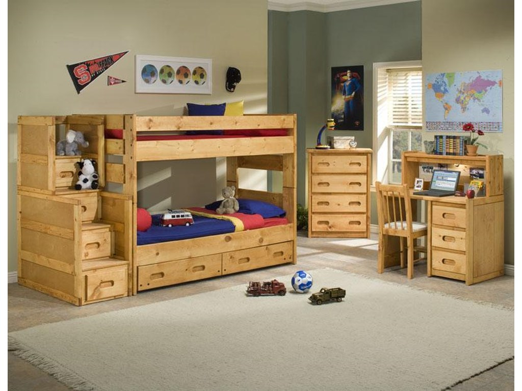 Trendwood BunkhouseBedroom Bunk Group