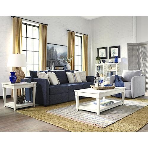 Trisha Yearwood Home Atlanta Power Living Room Group