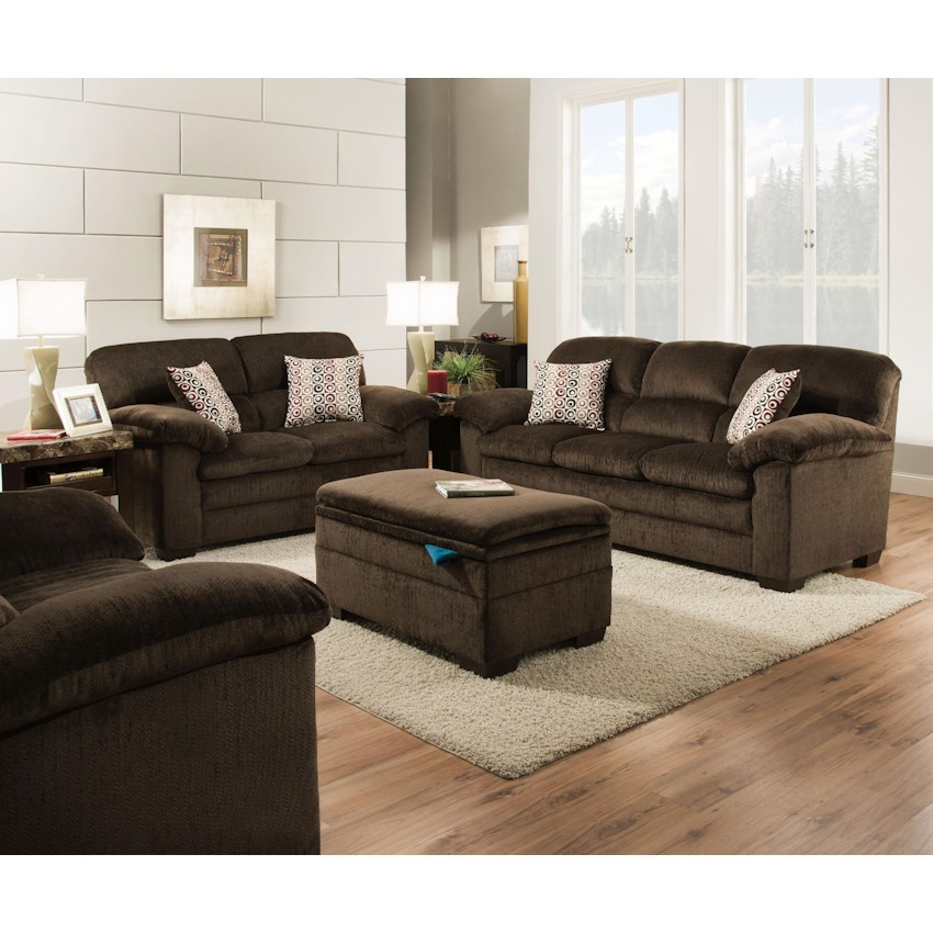 3684 by United Furniture Industries