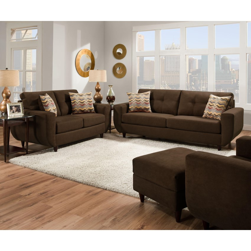6950 by United Furniture Industries
