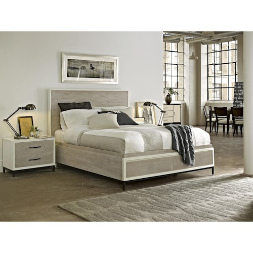 Universal Curated Queen Bedroom Group