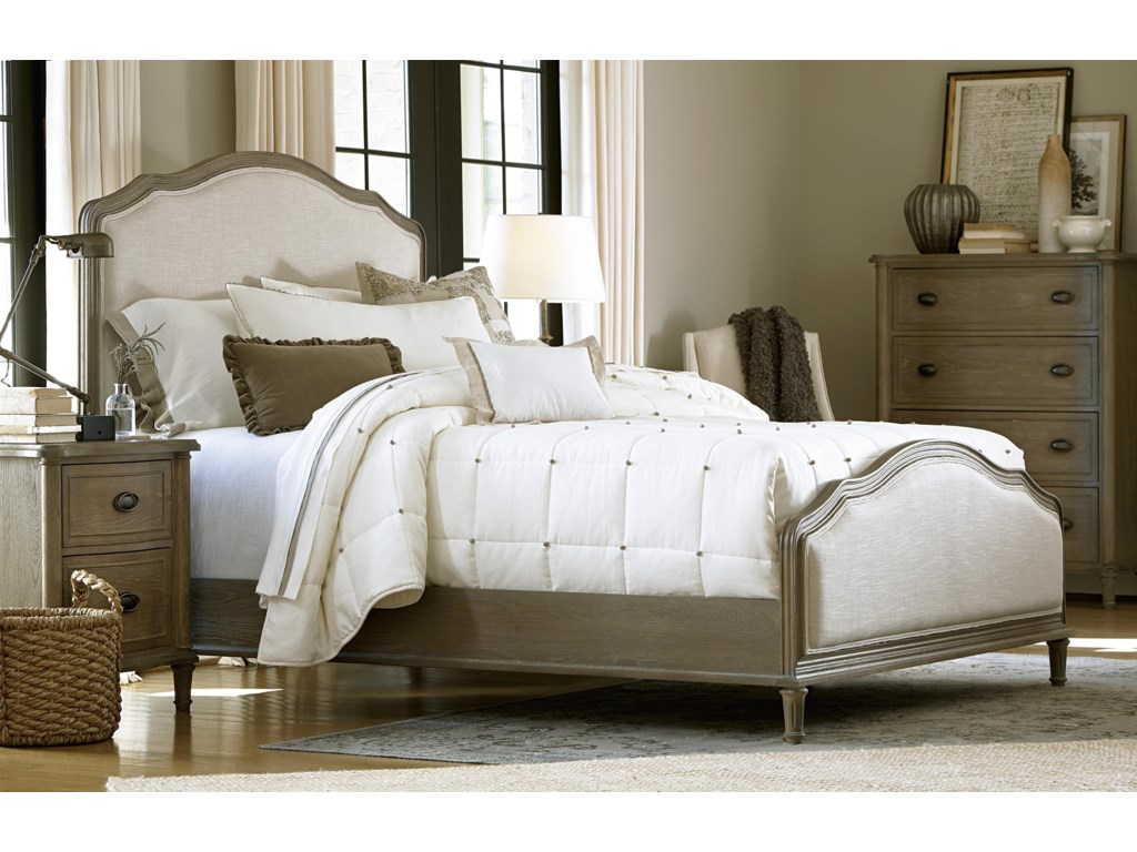 Universal CuratedKing Bedroom Group