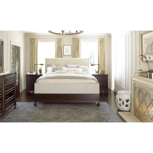 Universal Proximity Queen Bedroom Group 3