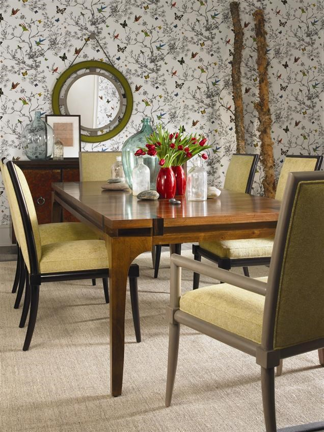 Thom Filicia Home Collection Dining Dark Finish By Vanguard