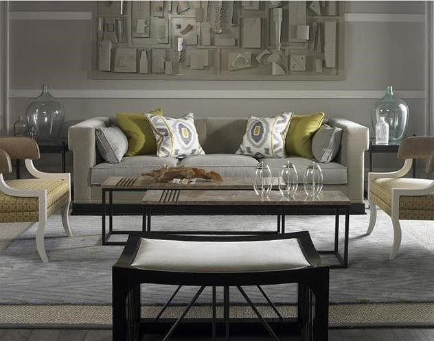 Thom Filicia Home Collection Sofas And Chairs Fabric By Vanguard