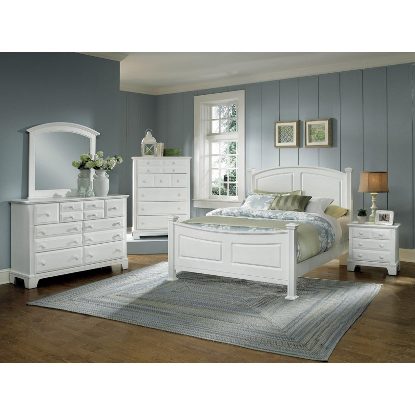 Bassett Bedroom Sets: Hamilton Franklin (BB6) By Vaughan Bassett