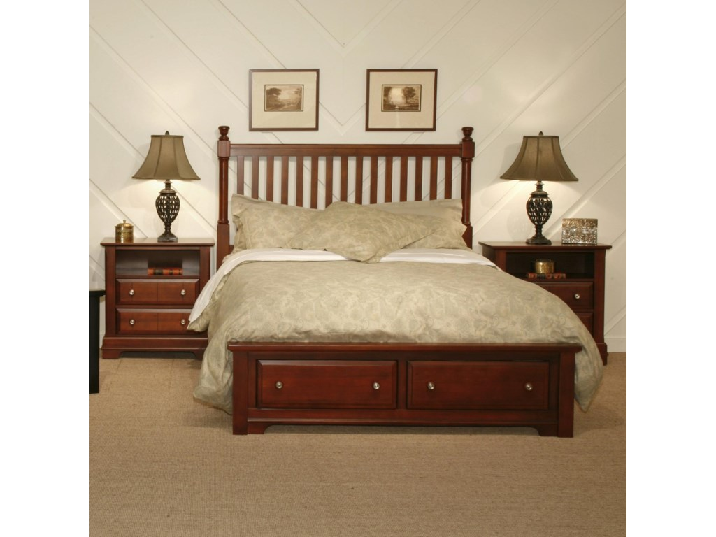 Vaughan Bassett CottageFull Bedroom Group