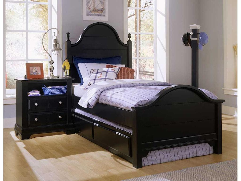Vaughan Bassett CottageTwin Bedroom Group