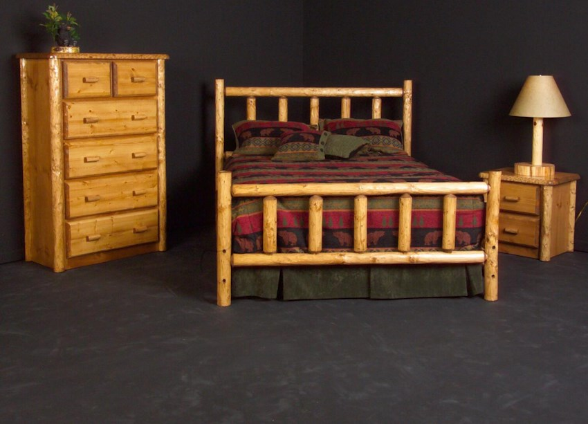 Log Furniture by NorthShore by Becker
