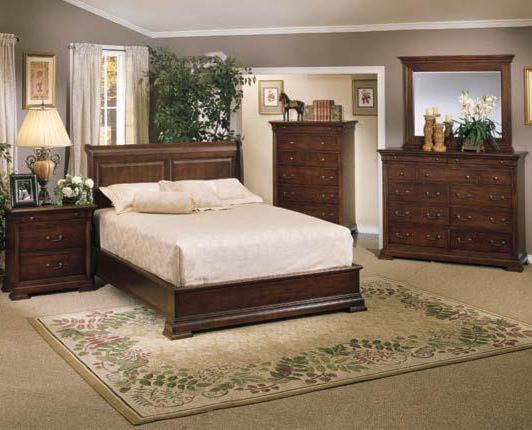 Winners Only ClassicQueen Bedroom Group