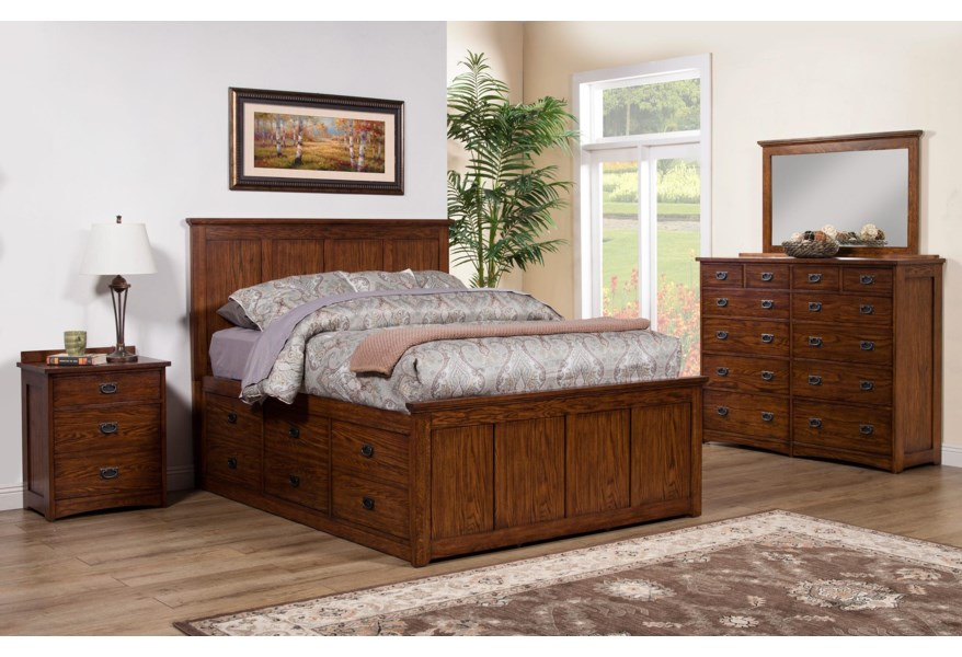 Colorado Queen Bedroom Group