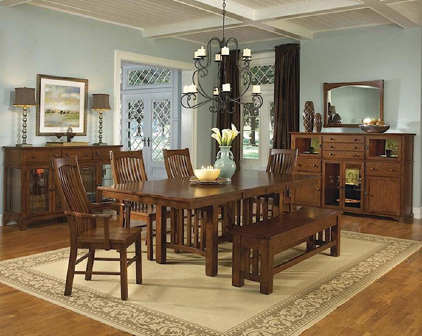 Laurelhurst lau oa by aamerica conlin 39 s furniture for Laurelhurst dining set