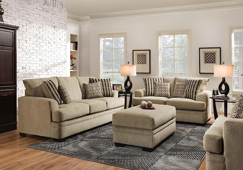 3650 3650 by vendor 610 becker furniture world for Affordable furniture on 610